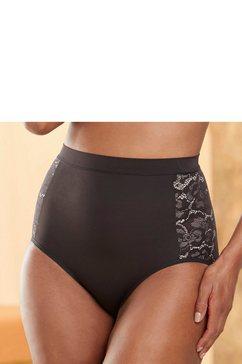 maidenform modellerende slip »tame your tummy brief« zwart