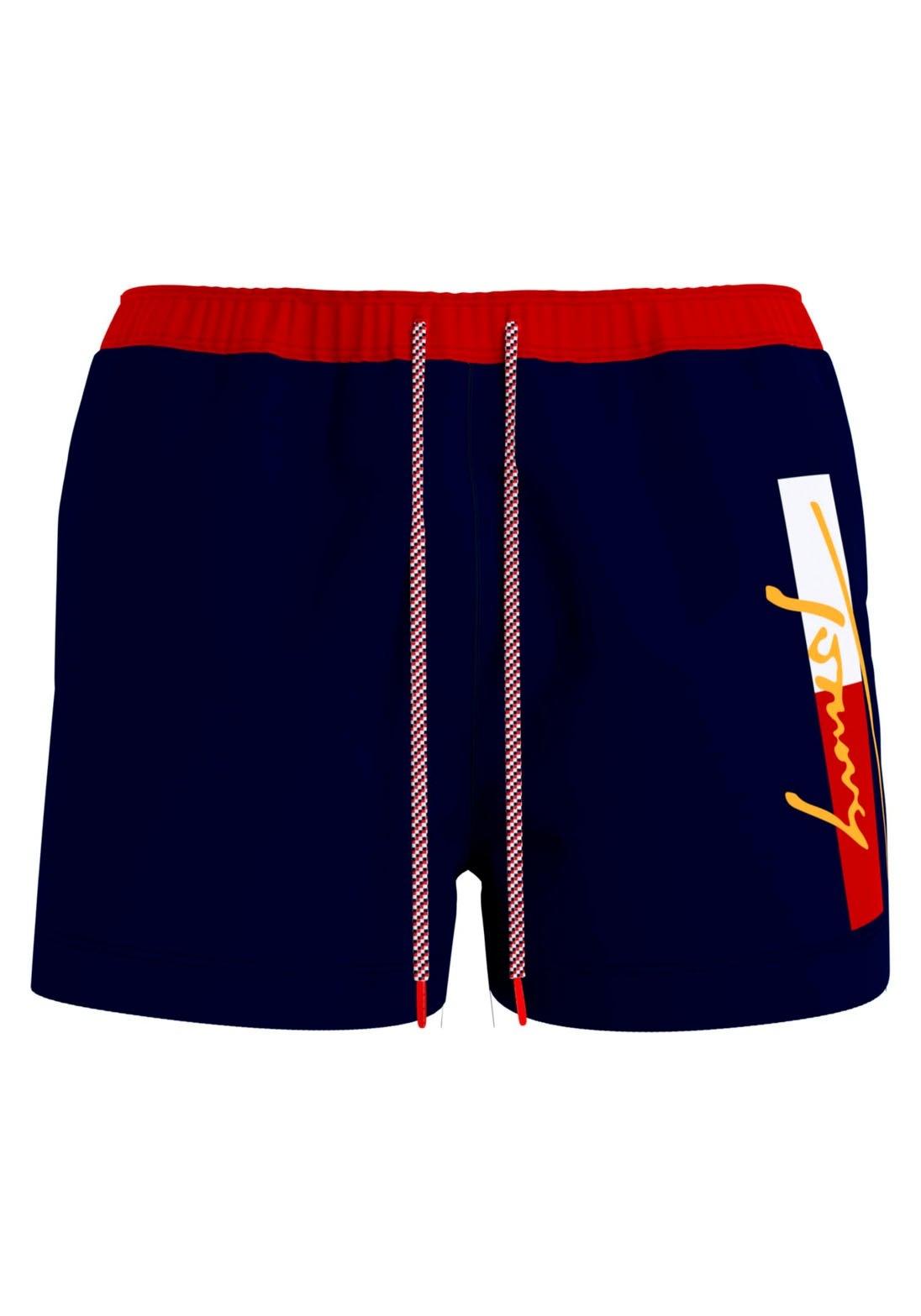 Op zoek naar een Tommy Hilfiger zwemshort met contrasterende band? Koop online bij Lascana