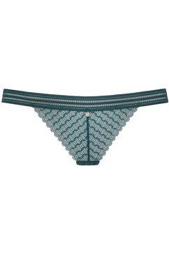 s.oliver red label beachwear string estelle groen
