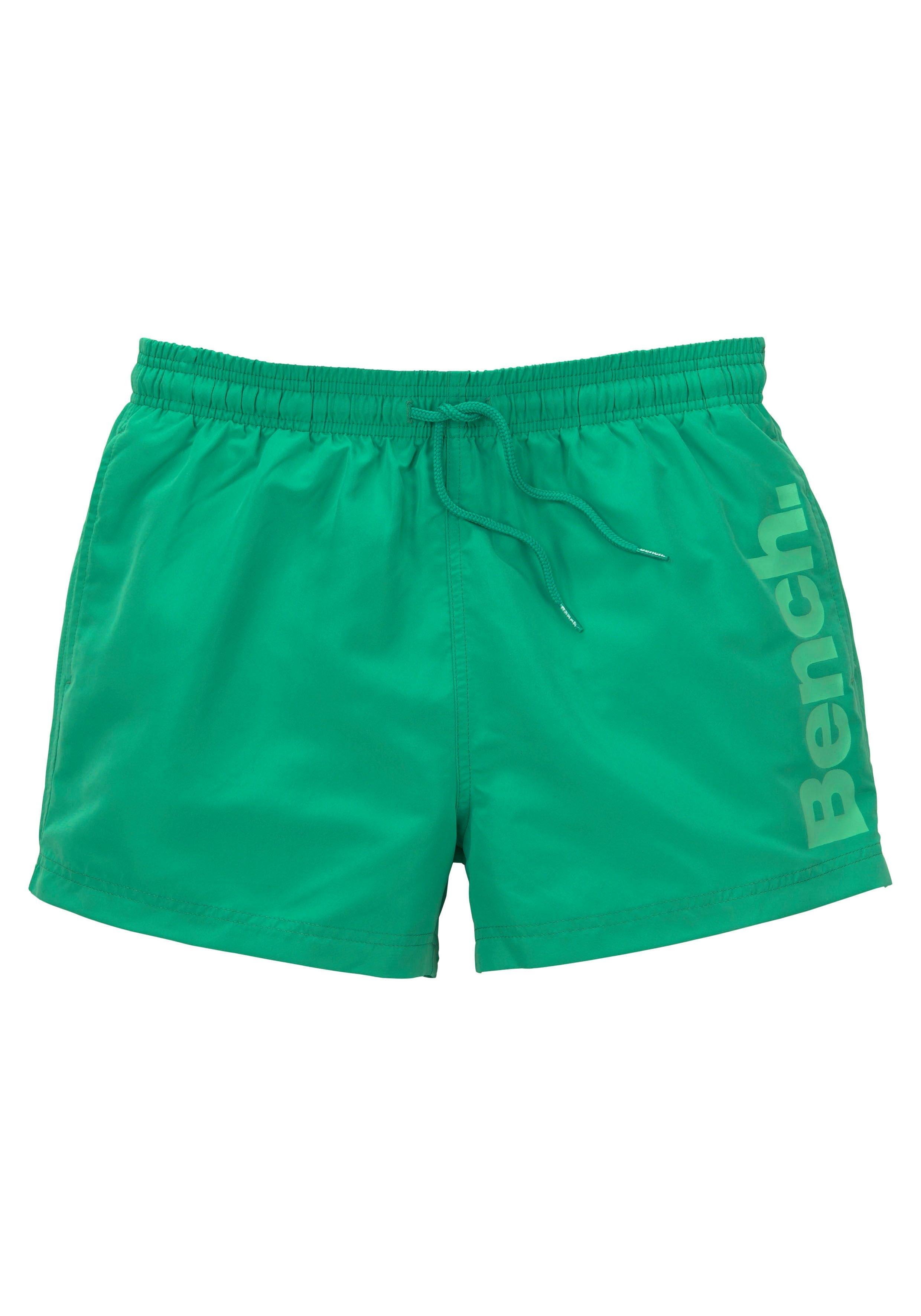 Bench. zwemshort met logo-opschrift opzij online kopen op lascana.nl