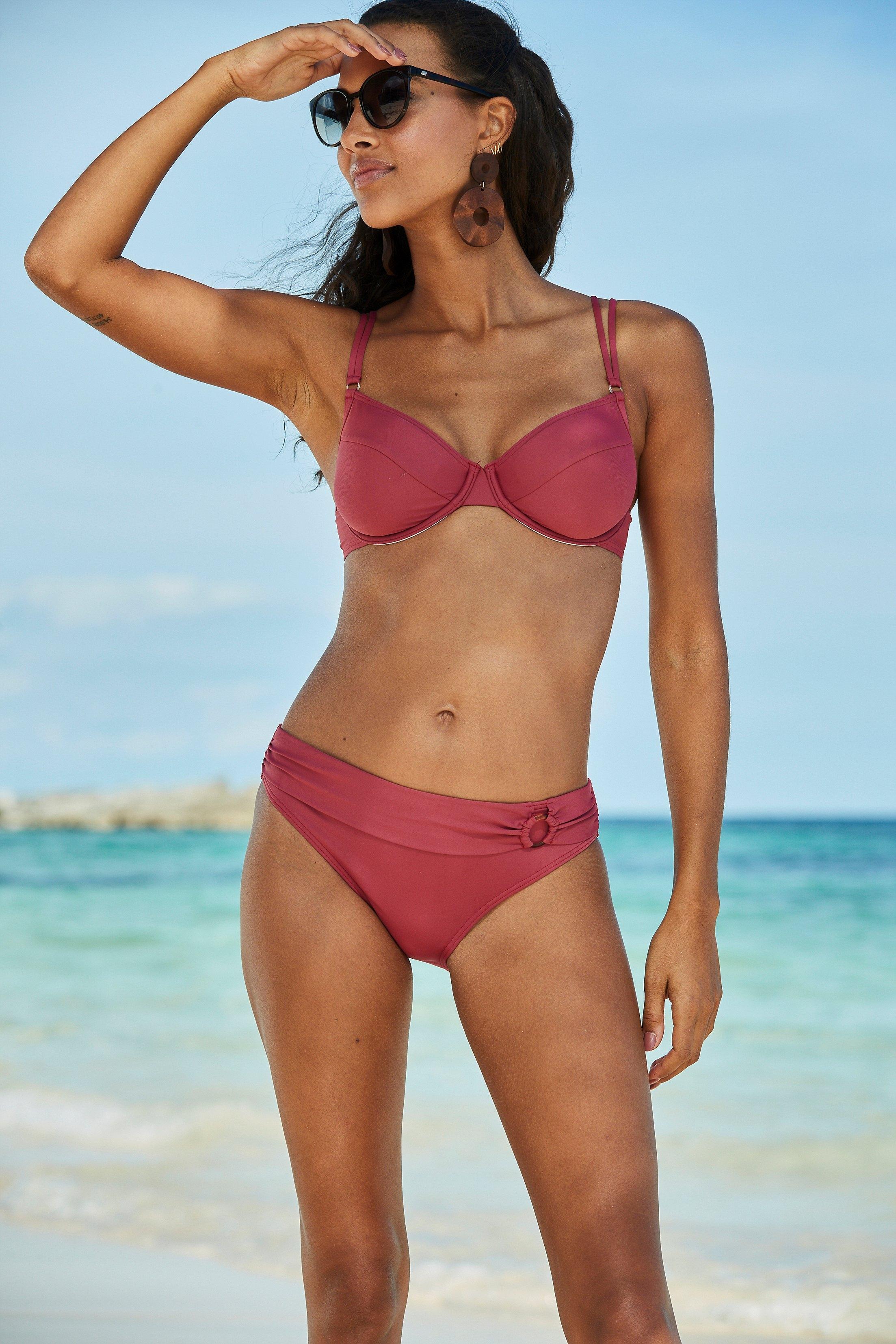 s.Oliver Beachwear bikinibroekje »Rome« goedkoop op lascana.nl kopen
