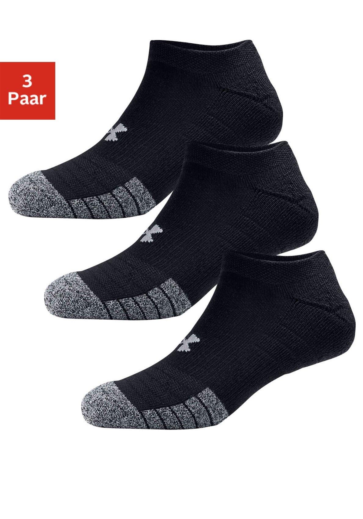 Under Armour sneakersokken met anatomische bekleding (3 paar) veilig op lascana.nl kopen