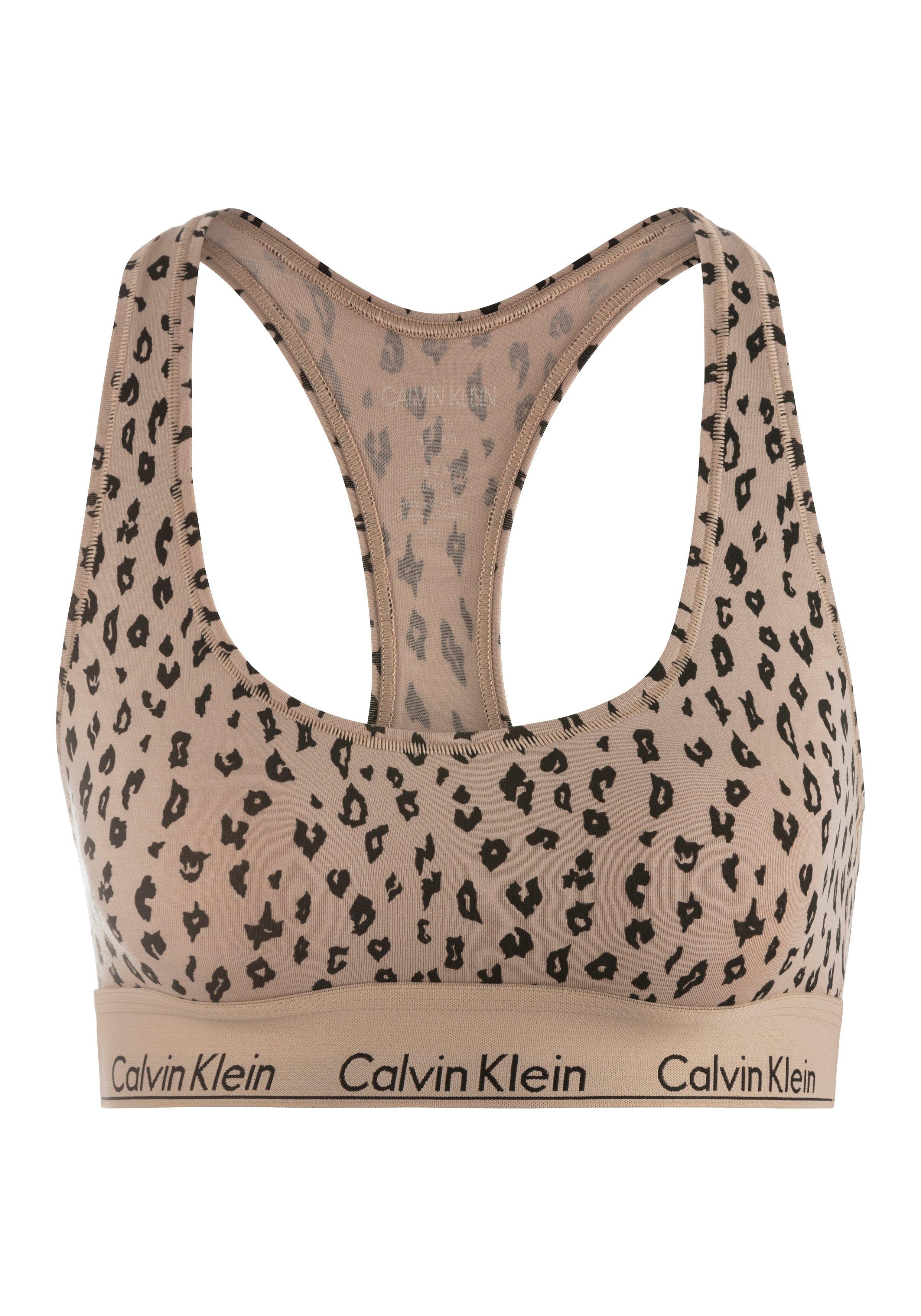 Op zoek naar een Calvin Klein bustier Modern Cotton met racerback? Koop online bij Lascana