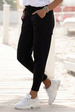 venice beach joggingbroek zwart