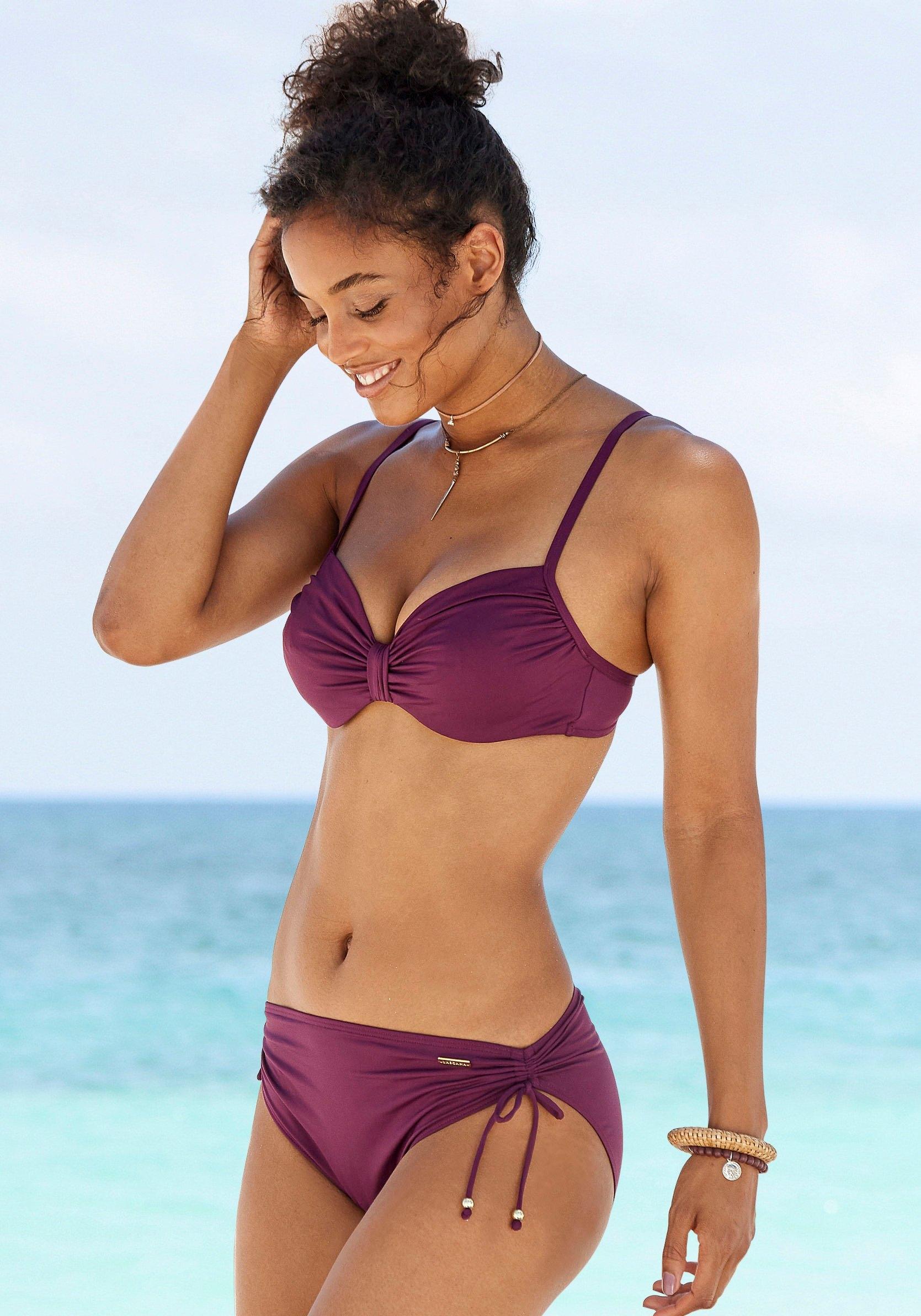 Lascana bikinibroekje Italy met hogere zijnaad nu online kopen bij Lascana