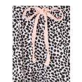 vivance dreams pyjamashort met all-over print roze