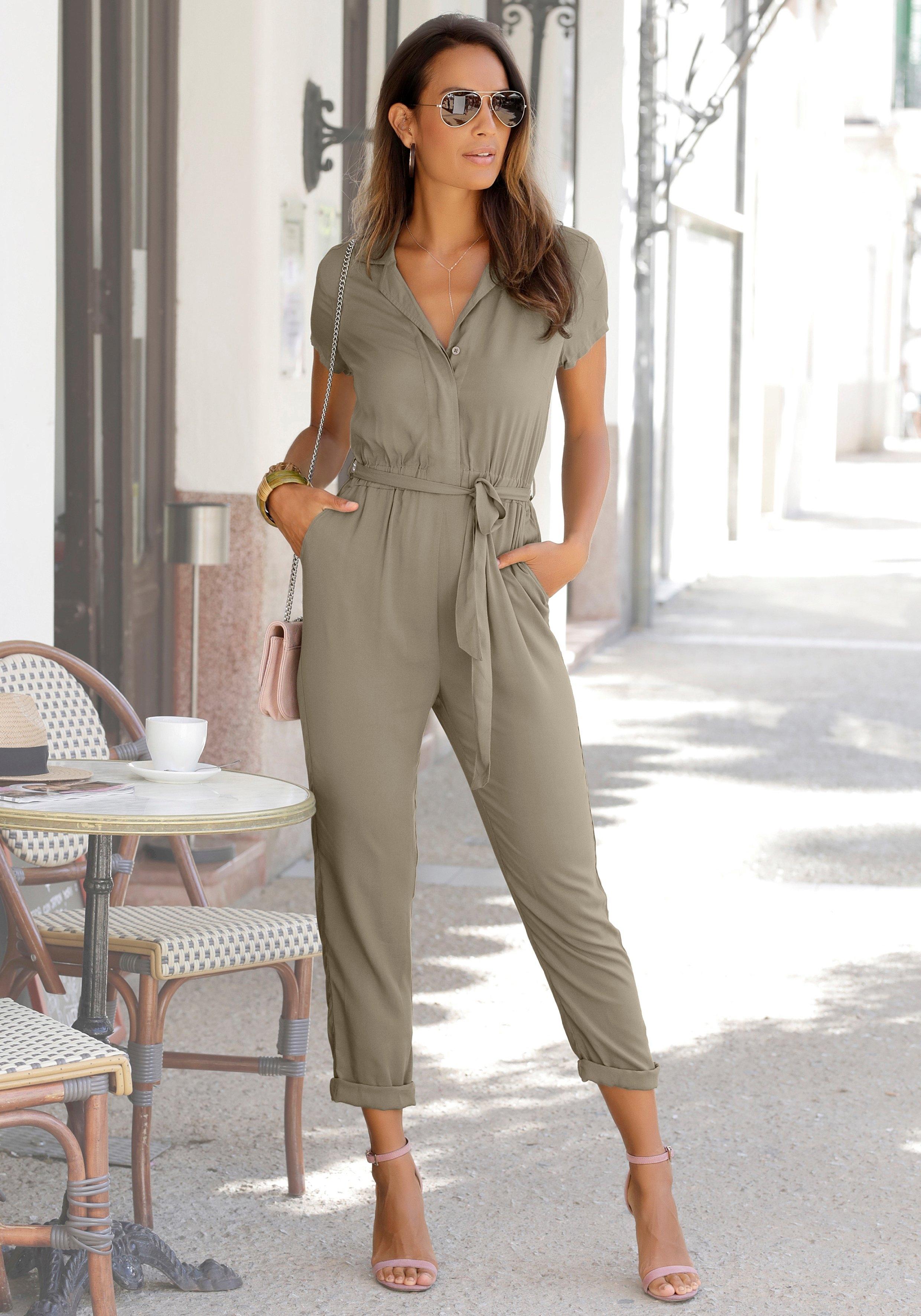 LASCANA jumpsuit nu online kopen bij Lascana