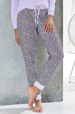 vivance collection pyjamabroek paars