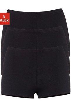 go in hipster comfortabele taillehoogte (3 stuks) zwart