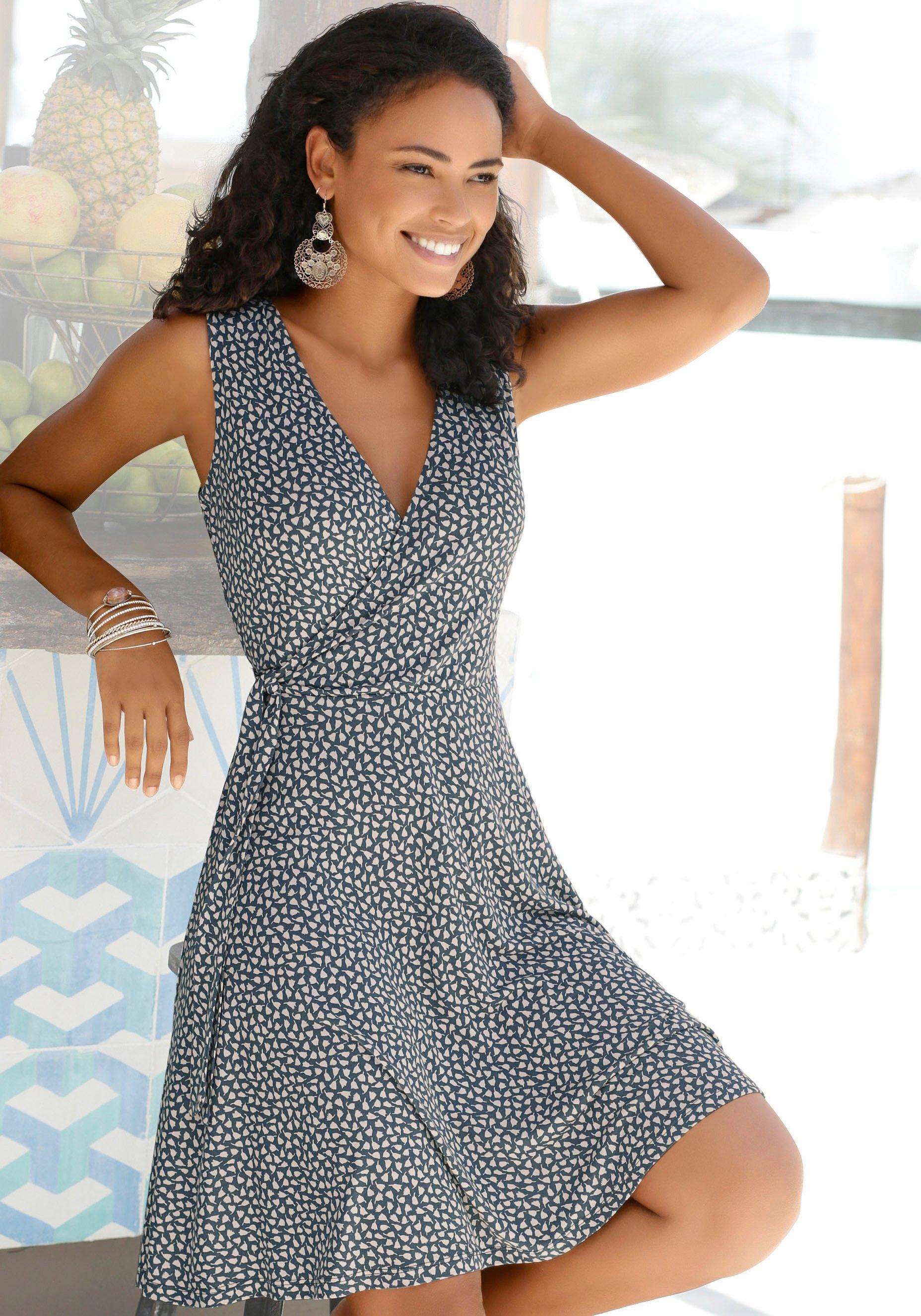 s.Oliver Beachwear s.Oliver RED LABEL Beachwear strandjurk voordelig en veilig online kopen