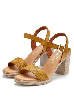 lascana sandaaltjes beige