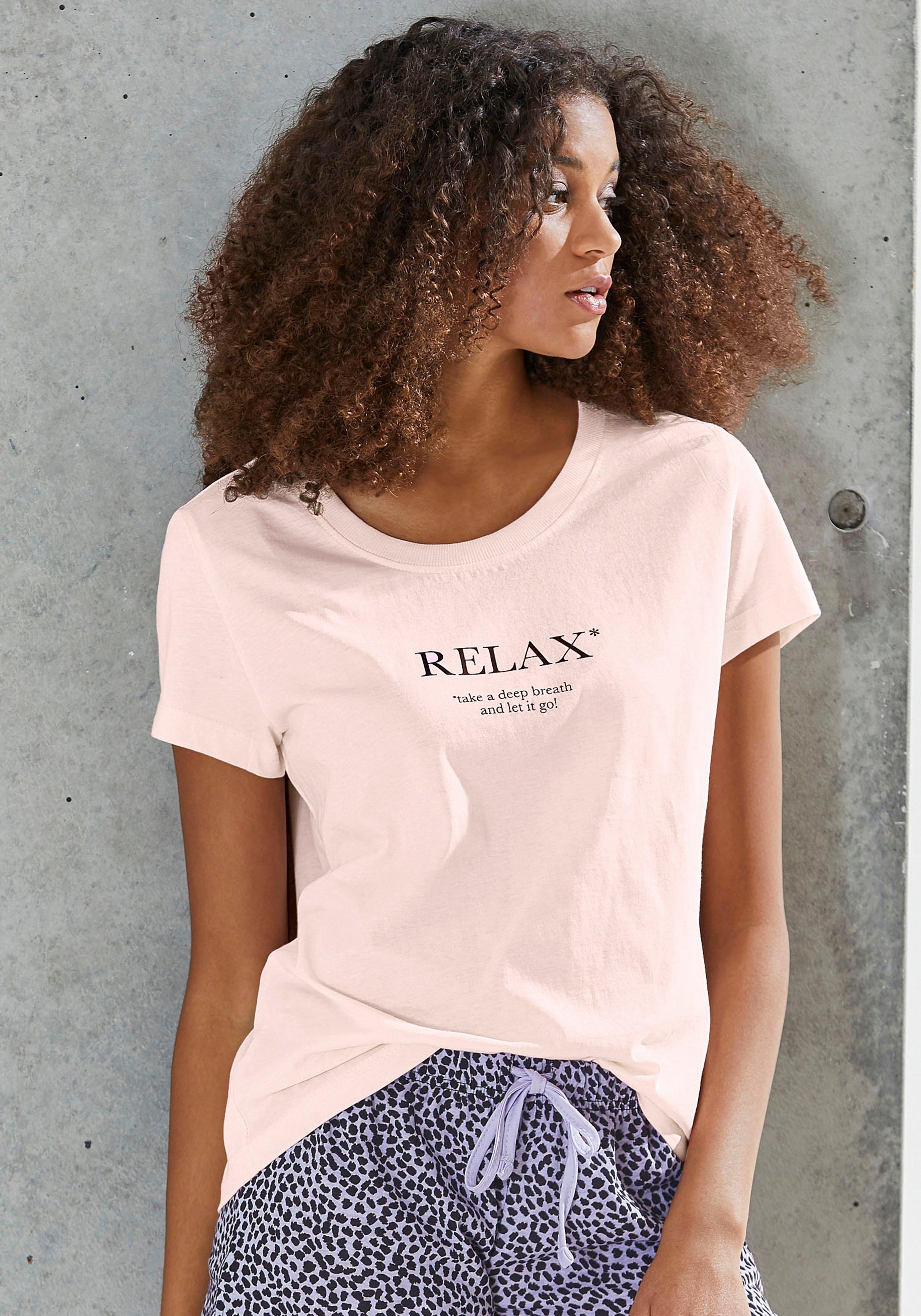 Op zoek naar een vivance collection Vivance Dreams T-shirt? Koop online bij Lascana