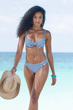 venice beach bikinibroekje »summer« wit
