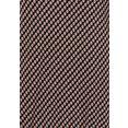 vivance shirt met 3-4-mouwen met kleine opening en goudkleurige sierknoop bij de hals (set van 2) multicolor